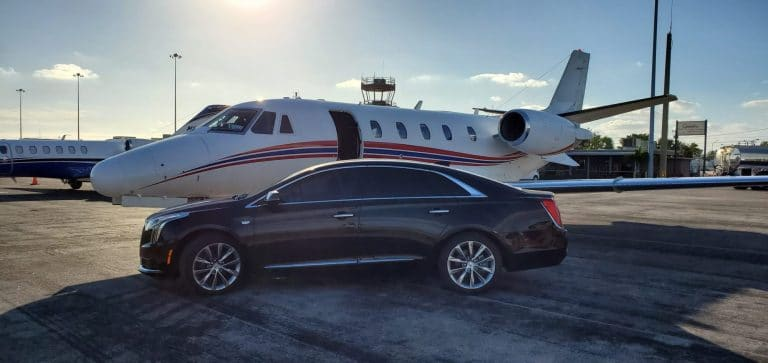 The Florida Keys Through a Luxury Transportation Company