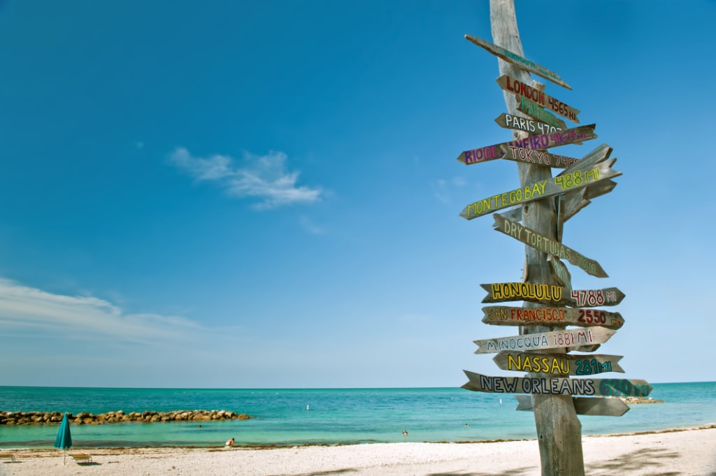 Getting around on Vacation with Private Car Hire in Key West