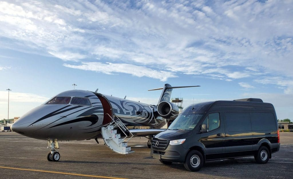 key's luxury transportation and their luxury airport transfers and airport pickups